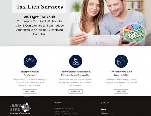 Just Tax 24