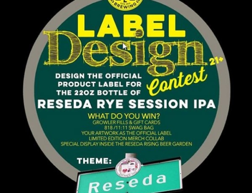 Label Design Contest for Local 818 Brewing : Reseda Rye