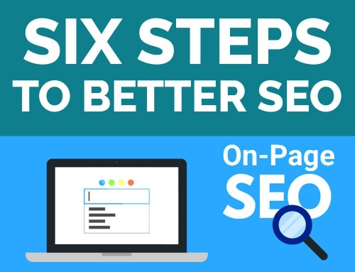 What is SEO? Six Steps to Better SEO
