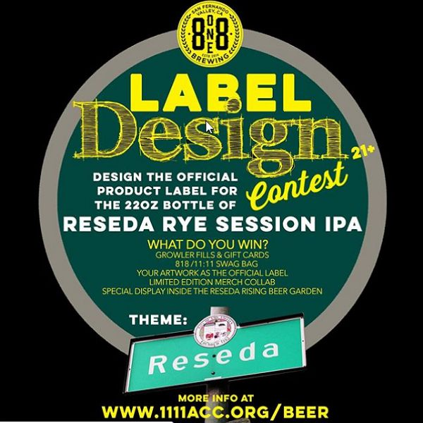 Local Beer Label Design Contest